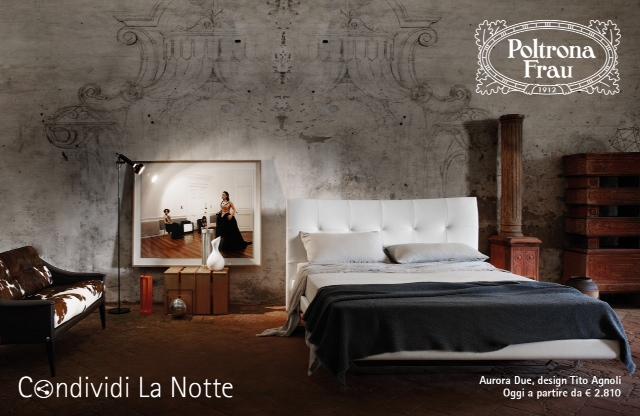 Showroom adm arredo design melgrati for Occasioni letti flou